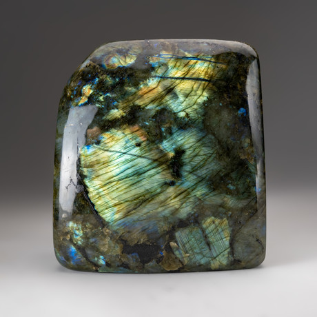 Natural Polished Labradorite Freeform