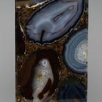 Agate Lamp // Brazil (Small)