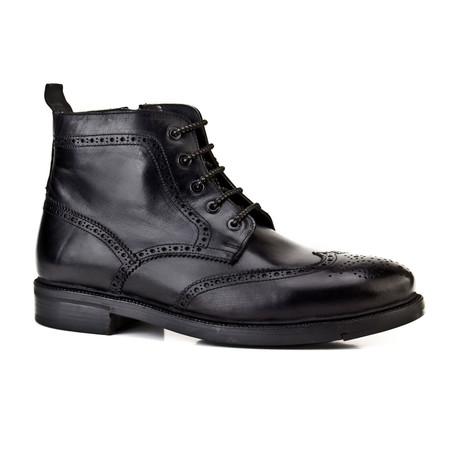 Joseph Boots // Black (Euro: 39)