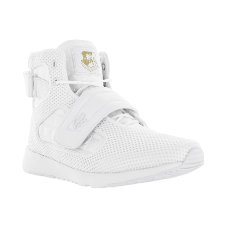 Atlas III High-Top Sneaker // White (US: 7)