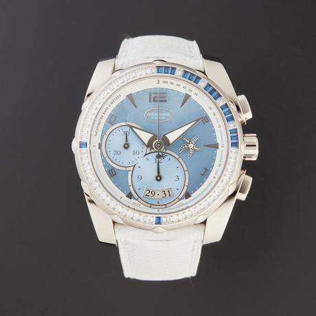 Parmigiani Fleurier Ladies Pershing 002 Asteria Chronograph Automatic // PFC528-1263500-HE2422 // Unworn