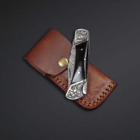 Cazadores Knives // Engra Folding Knife