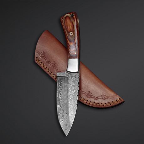 Ajeeb Skinner Knife