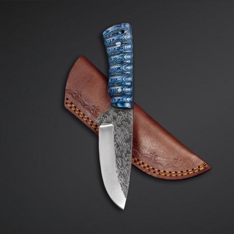 J2 Steel Skinner Knife
