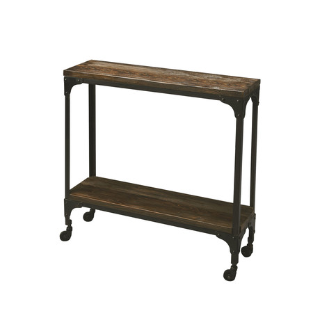Vale Industrial Console Table
