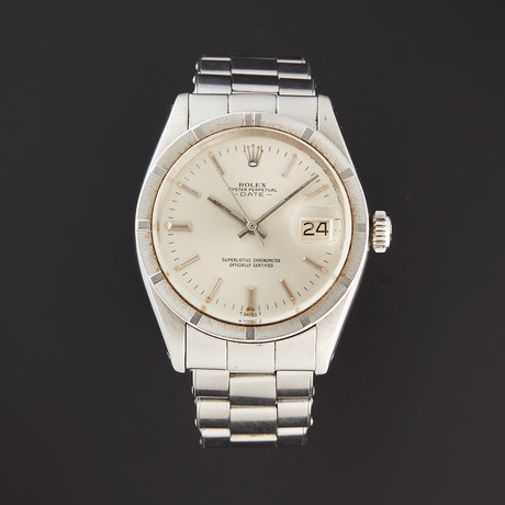 Rolex Date Automatic // 1501 // 3 Million Serial // Pre-Owned