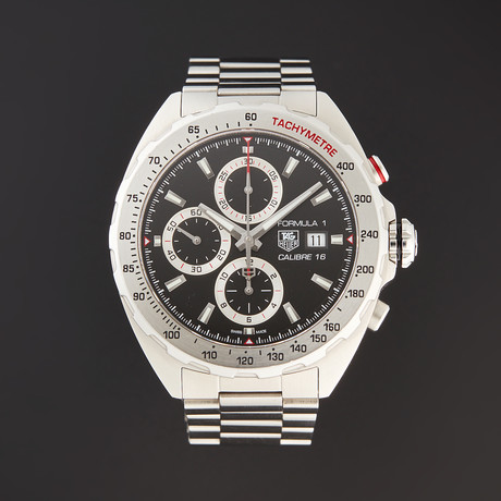 Tag Heuer Formula 1 Chronograph Automatic // CAZ2010 // Pre-Owned