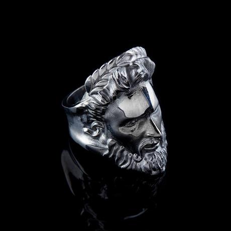 Zevs Ring // Black (10)