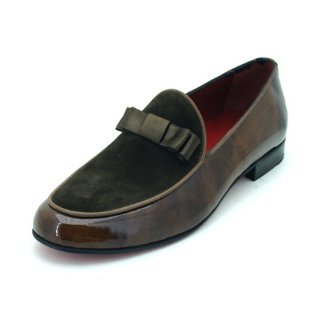 Ermany Loafer // Brown (Euro: 39)