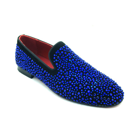 Agatha Loafer // Dark Blue (Euro: 39)