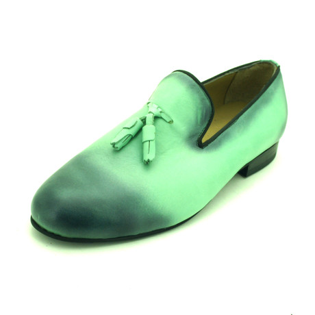 Truman Loafer // Green (Euro: 39)