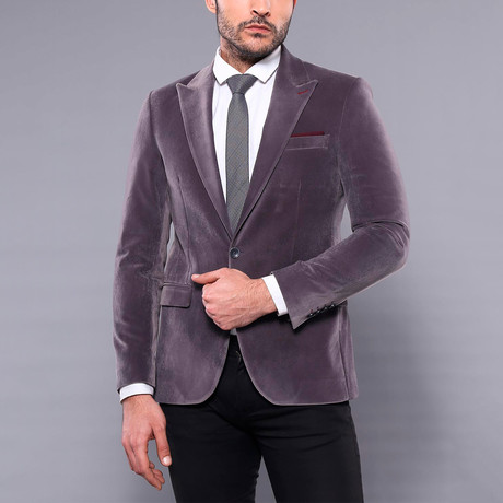 James Blazer // Gray (Euro: 44)