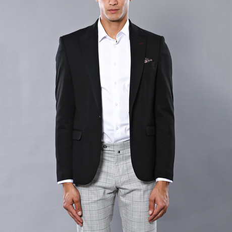 Stevie Blazer // Black (Euro: 44)