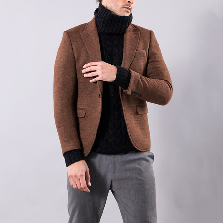 Peter Blazer // Brown (Euro: 44)