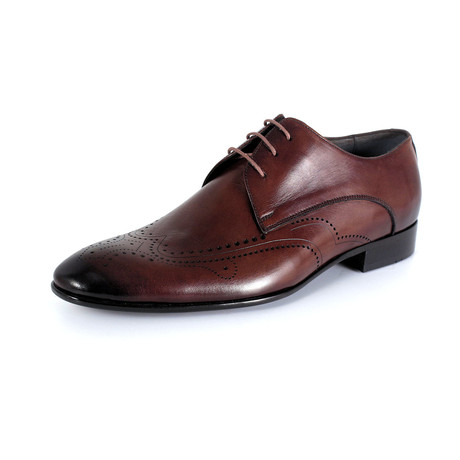 Samuel Dress Shoe // Brown (Euro: 40)