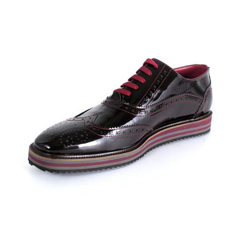 Alessio Dress Shoe // Dark Brown (Euro: 40)