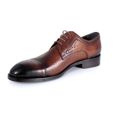 Andrea Dress Shoe // Brown (Euro: 40)