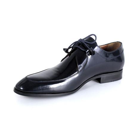 Mattia Dress Shoe // Navy Blue (Euro: 40)