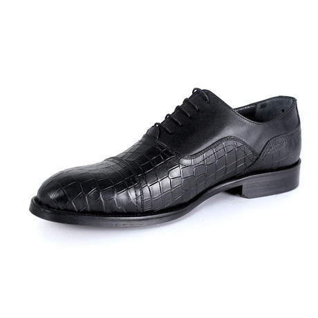 Domenico Dress Shoe // Black (Euro: 40)