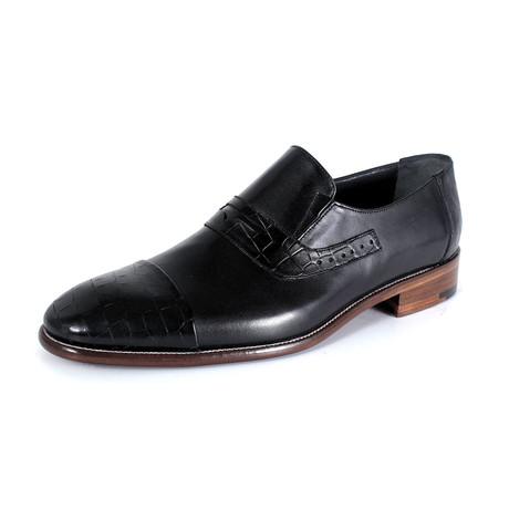 Stefano Dress Shoe // Black (Euro: 40)