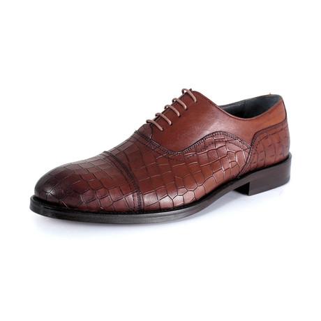 Simone Dress Shoe // Tobacco (Euro: 40)