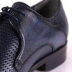 Matteo Dress Shoe // Navy Blue (Euro: 46)