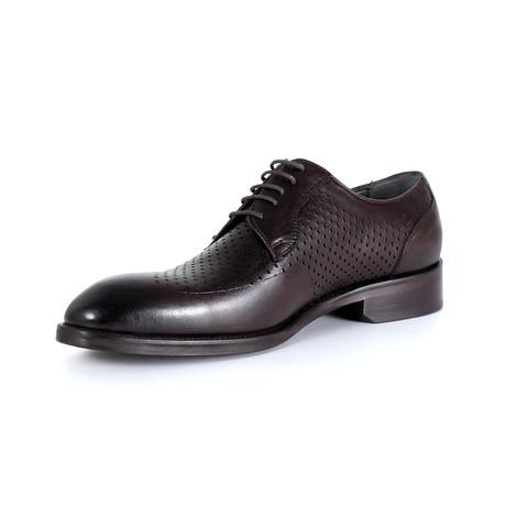 Federico Dress Shoe // Dark Brown (Euro: 40)