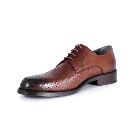 David Dress Shoe // Brown (Euro: 40)