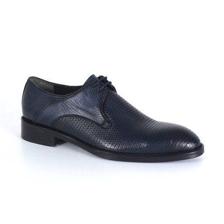 Matteo Dress Shoe // Navy Blue (Euro: 40)