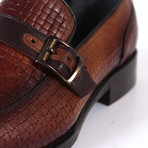 Francesco Dress Shoe // Tobacco (Euro: 45)