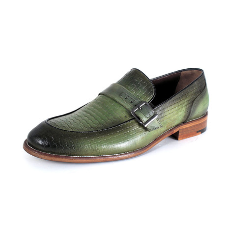 Alessandro Dress Shoe // Green (Euro: 40)
