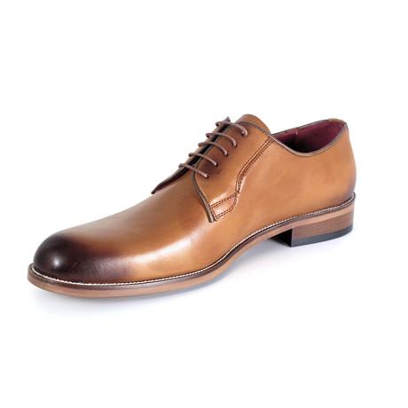 Lorenzo Dress Shoe // Tobacco (Euro: 40)