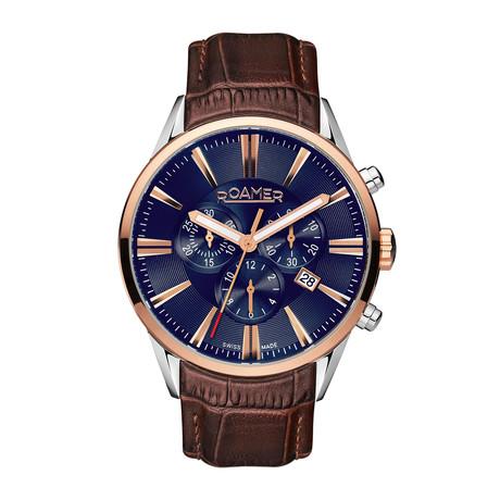 Roamer Superior Chronograph Quartz // 508837-41-85-05
