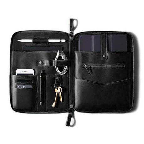 Nomad Organizer // iPad Pro (Black)