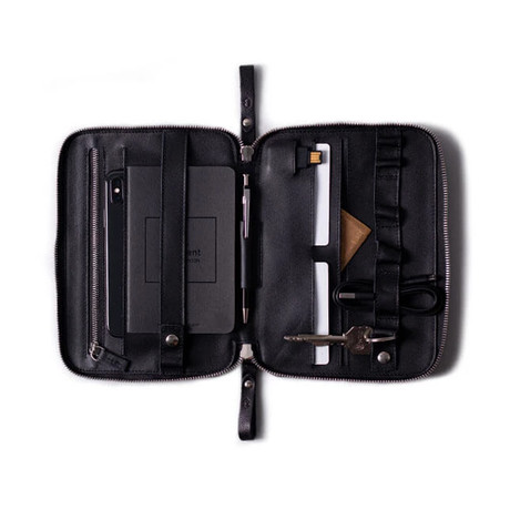 Nomad Mini Organizer (Black)