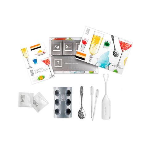 Cocktail R-Evolution Kit + Cookbook