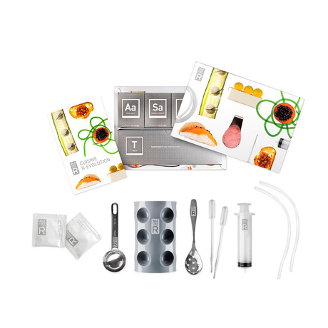Cuisine R-Evolution Kit + Cookbook