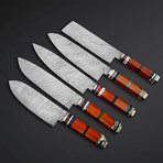 Orgenis Chef's Knives // Set of 5