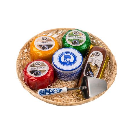 Dutch Tulip Gift Basket