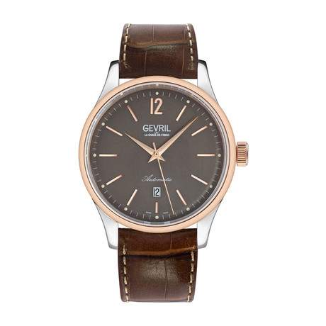 Gevril Five Point Swiss Automatic // 4255A