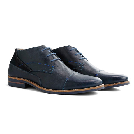 Wright Shoe // Blue (Euro: 40)