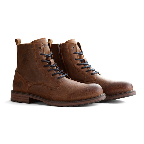 Pisano Shoe // Brown (Euro: 40)