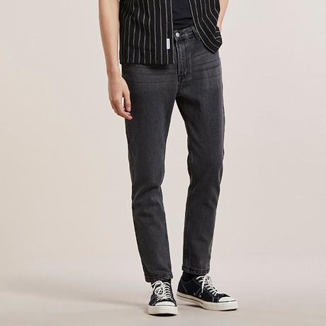 Gonzo Sumner Jeans // Washed Black (28WX28L)