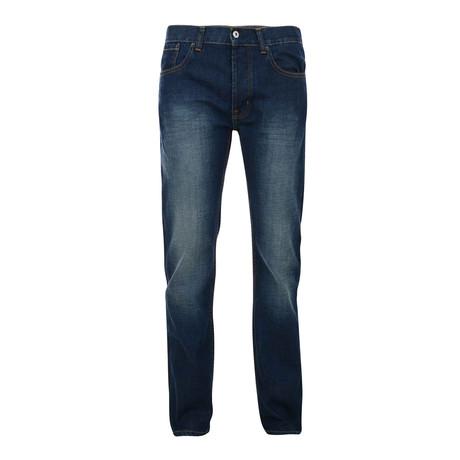 Nevada Delphus Jeans // Blue Green Cast (28WX32L)