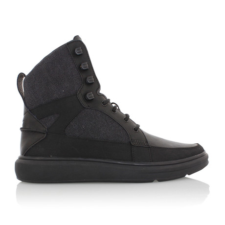Desimo High Top Sneaker // Black (US: 7)