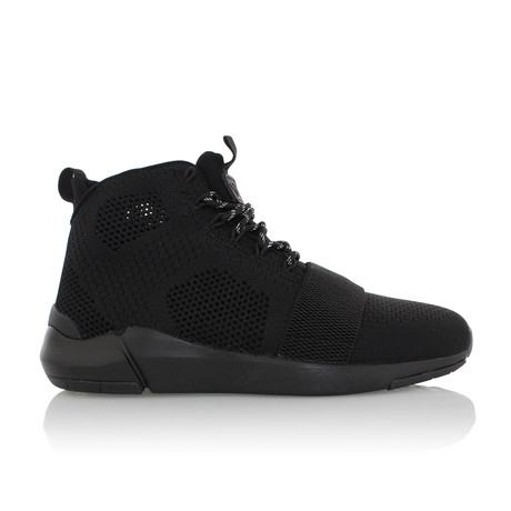 Modica High Top Sneaker // Black (US: 7)