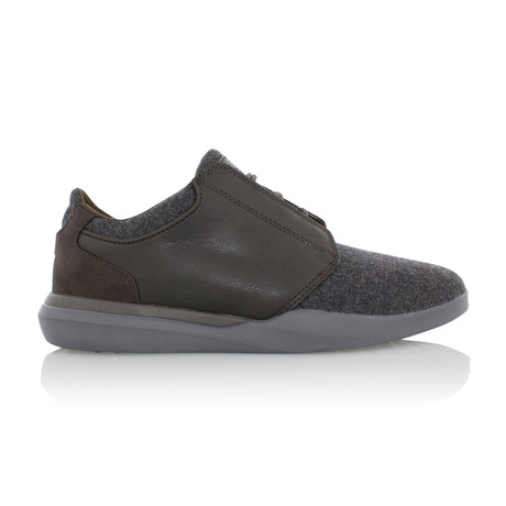 Terni Sneaker // Charcoal + Black (US: 7)