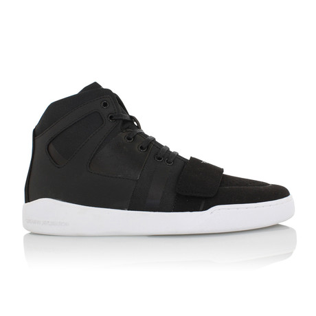 Manzo High Top Sneaker // Black (US: 7)