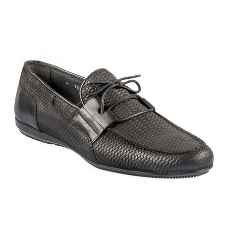 Dex Loafer // Black (Euro: 39)