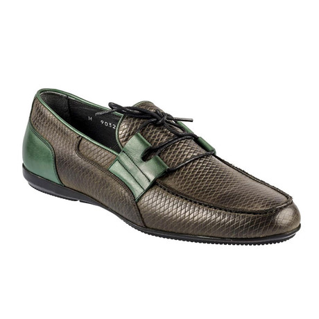 Dex Loafer // Green (Euro: 39)